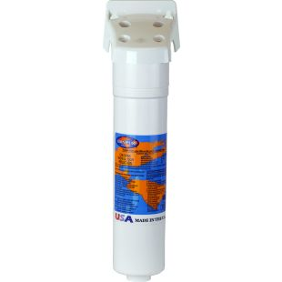 1250 Gallon Capacity 1 Micron Carbon Block Lead & Scale Inhibitor Water Filtration System With Quick Connect