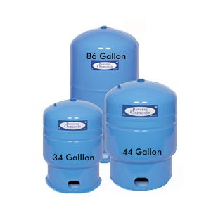 """Amtrol Pressure Tank 44 gallon 1-1/4"""" outlet"""