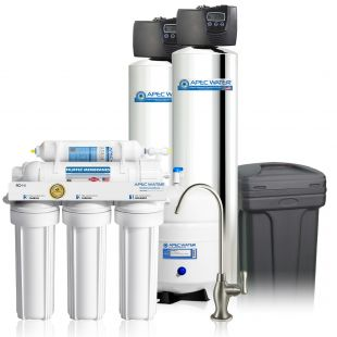 TOTAL SOLUTION S-Series 15 WATER PURIFICATION SYSTEM