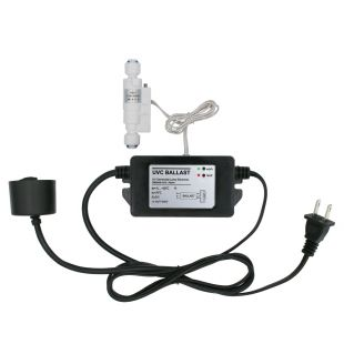 UV Transformer Ballast with Smart Flow Sensor Switch, Preventing Water Getting Heat Up by UV Light