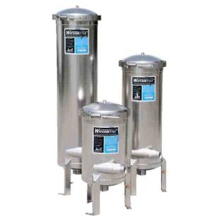Harmsco Water Better Single Filter Housings, 50 GPM