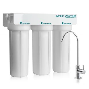 WFS-1000 - Super Capacity Premium Quality 3 Stage Water Filtration System