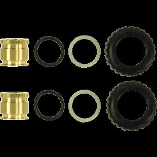 "3/4"" Brass   Sweat Adapter Kit"