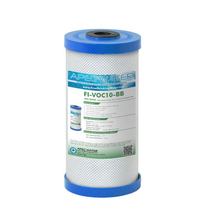 VOC REDUCTION / COCONUT SHELL CARBON Filter 10
