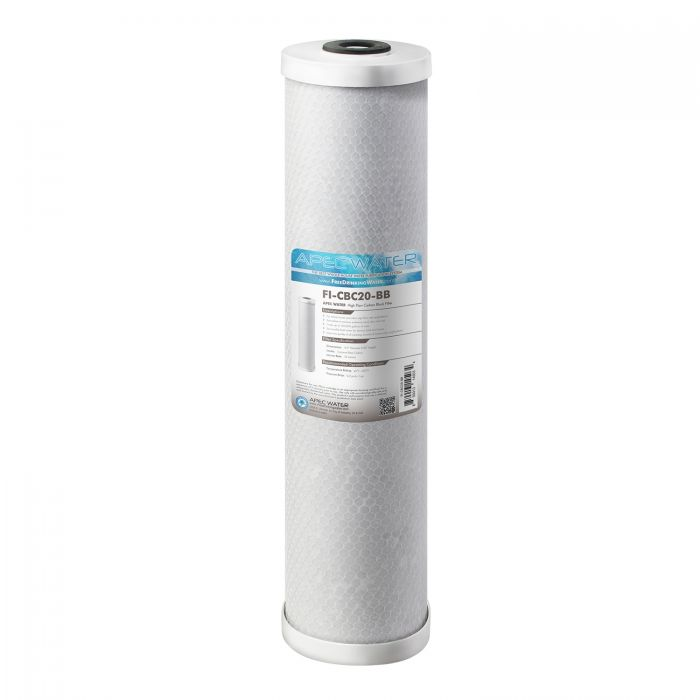 Whole House High Flow Carbon Block Replacement Water Filter 4.5