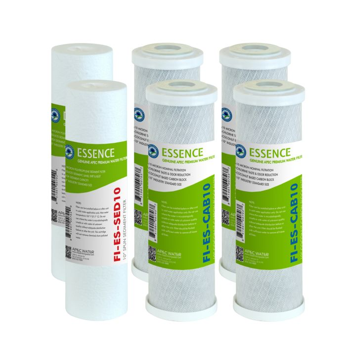 APEC Bundle of 2 Essence Pre-Stage Replacement Filter Set