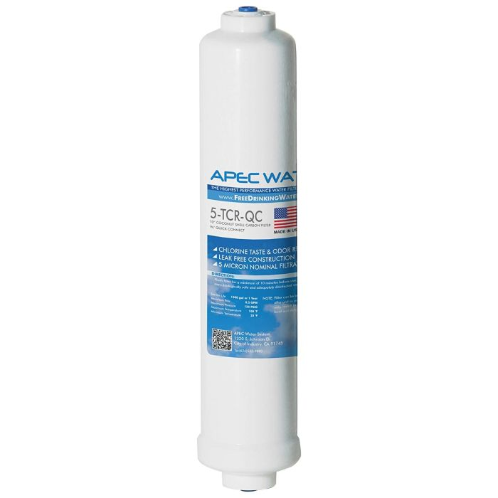 APEC  ULTIMATE Inline Carbon Post-filter 10