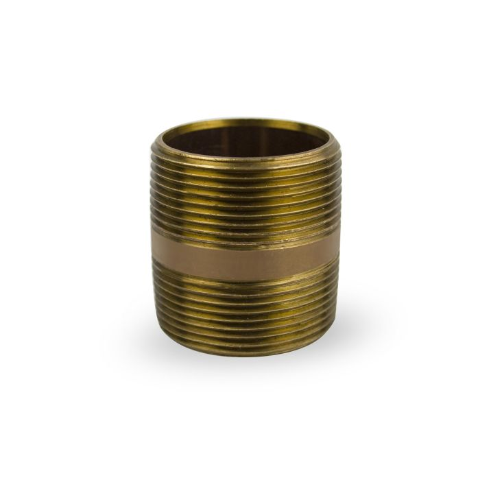 Nipple-Brass for Whole House Water Filter (1-1/2