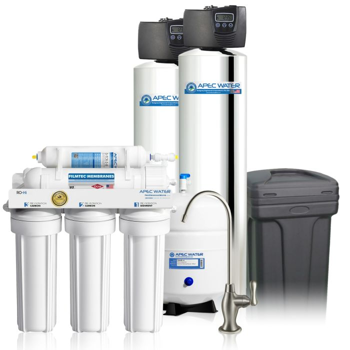 TOTAL SOLUTION S-Series 10 WATER PURIFICATION SYSTEM