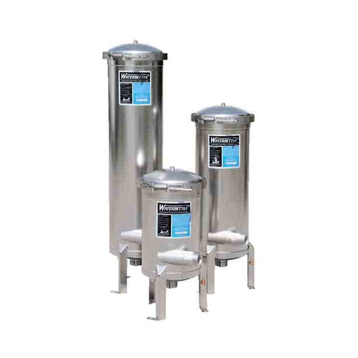 Harmsco Water Better Single Filter Housings, 50 GPM