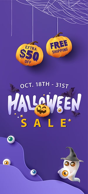 2021 Halloween Sale APEC Water Systems