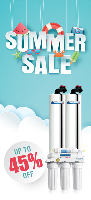 2021 water filtration systems summer Sale